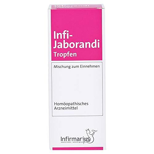INFI JABORANDI TROPFEN, 50 ml