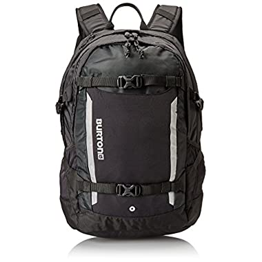 Burton Day Hiker Pro 28 L Backpack, True Black Ripstop, One Size