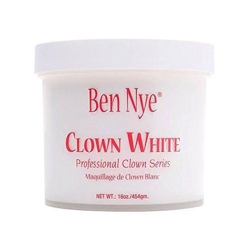 Ben Nye Clown White Makeup CW-5
