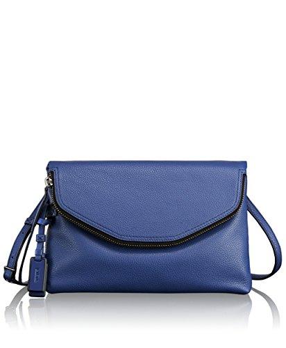 Tumi Borsa Messenger, Steel Blue (Blu) - 048960SBL