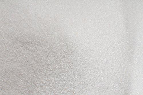 SABBIA FINE EXTRA BIANCA 25KG - fondo acquario, sabbia posacenere, sabbia giardino zen