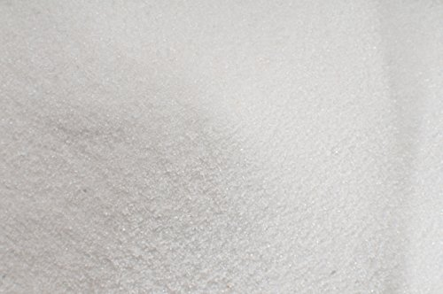 SABBIA FINE BIANCA 25KG - fondo acquario, sabbia posacenere, sabbia giardino zen