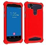 AccessOne Coque Universelle Smartphone Etui Housse Pochette Compatible pour KLIPAD V356 / V356B / V3556 (5' Pouces ecran18:9)...