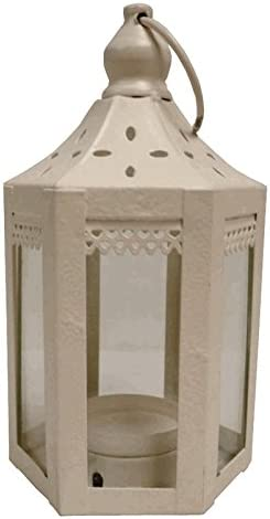 Inexpensive Just Artifacts Now on sale Decorative Candle Lantern D 6-inch Height Hexagon