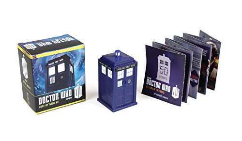 Doctor Who: Light-Up Tardis Kit (RP Minis)