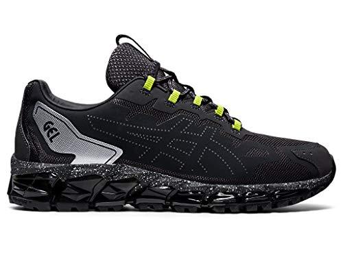 ASICS Men's Gel-Quantum 360 6 Running Shoes, 9.5M, Graphite Grey/Graphite Grey