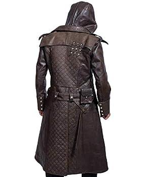 leather robe