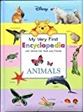 My Very First Encyclopedia With Winnie the Pooh and Friends: Animals, Books Are Fun Ed