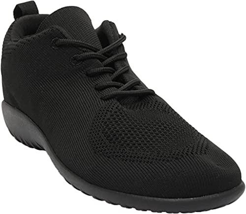 NAOT Footwear Women's Kuko Shoe Black Knit 11 M US