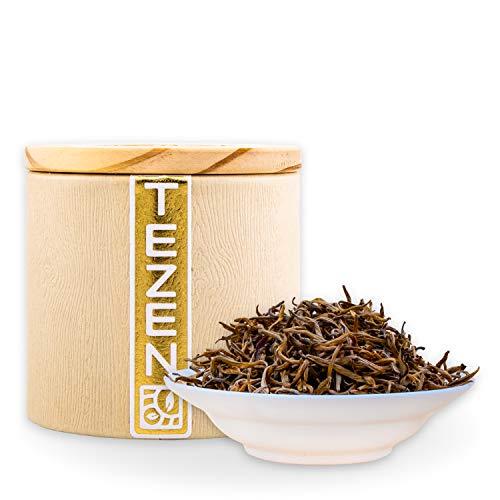 Kaiserlicher Gelber Tee (Huang Cha) aus Yunnan, China   Hochwertiger chinesischer Gelber Tee   Premium China Tee aus Yunnan (80g)