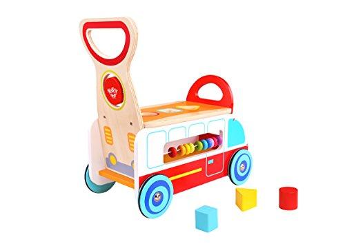 Tooky Toy - Trotteur multifonction - Centre d'activité - Chariot