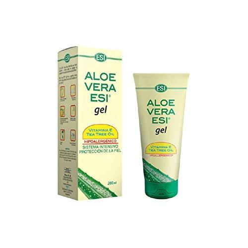 ESI Aloe Vera Gel con Árbol del Té - 200 ml
