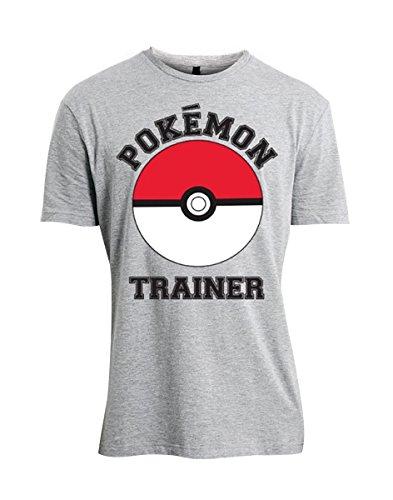 Pokémon - Pokemon Trainer T-Shirt - Maat XL
