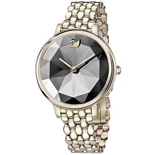 Swarovski Damen-Uhren Analog Quarz One Size Metall 87538842