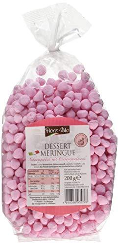 Dolciaria Gadeschi S.p.A. Dessert Meringue 200 g - Erdbeergeschmack