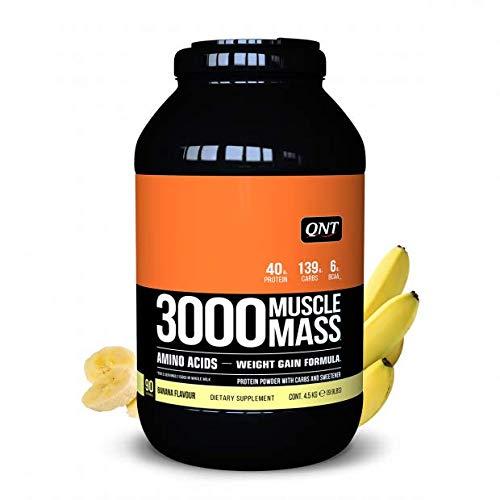 Qnt 3000 Muscle Mass (4,5Kg) 4500 g