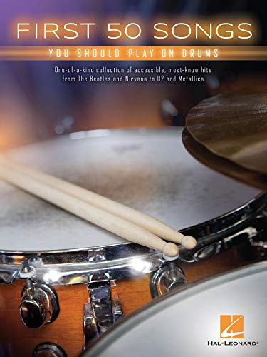 Glenda austin : first 50 songs you should play on drums