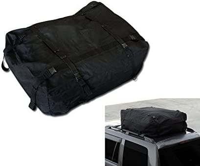 HS Power Black Waterproof ROOF Super sale period limited Max 50% OFF TOP Cross BAR Carrier Rack Cargo