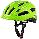 TurboSke Toddler Bike Helmet, CPSC Certified Multi-Sport Adjustable Helmet for Kids Boys and Girls Age 3-5 (S, Lime Green)