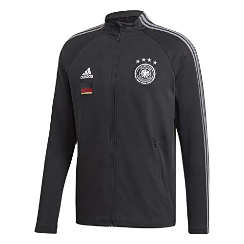 adidas Herren DFB Anthem JKT Sport Jacket, Black, XS
