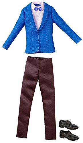Barbie–Anzug für Ken, blau (Mattel CFY02)