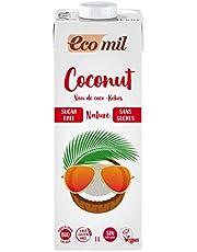 Ecomil Kokosmelk Naturel, 1000ml, 1 Units