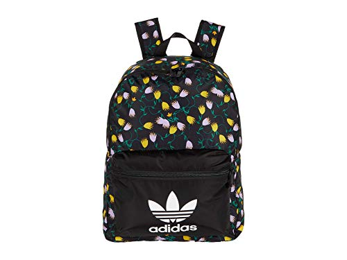 adidas Graphic Backpack Floral/Black One Size