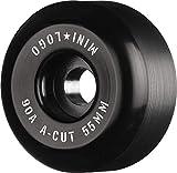Mini-Logo Skateboard Wheels A-Cut #3 Hybrid 90A 55mm Wheels