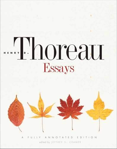 Essays: A Fully Annotated Edition
