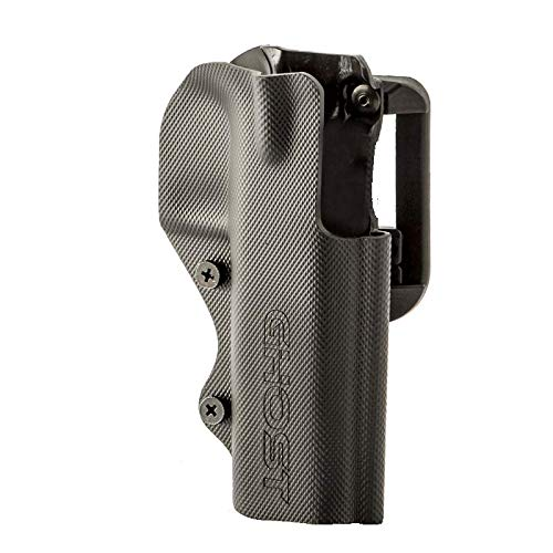 Ghost – Civilian Holster for Concealed Carry – Both for Police, Military as Well for Sport (IDPA, IPSC and Action Shooting). (CZ sp01 Left)