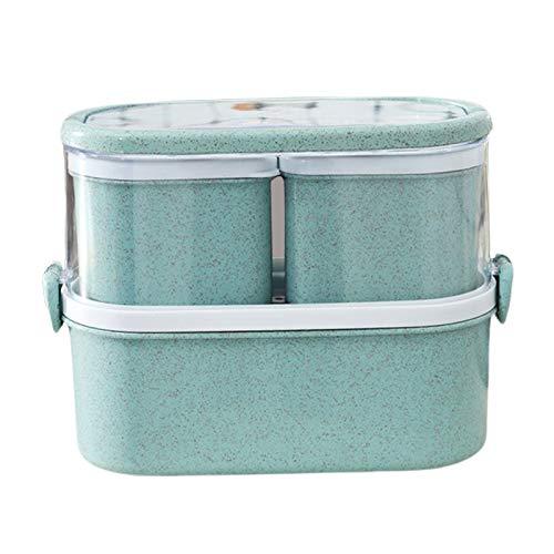 Non-brand Calentador de Alimentos Calentador de Comida para Adultos niños lonchera portátil microondas para Viajes de Oficina en casa