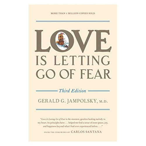 Love Is Letting Go of Fear, Third Edition (English Edition)