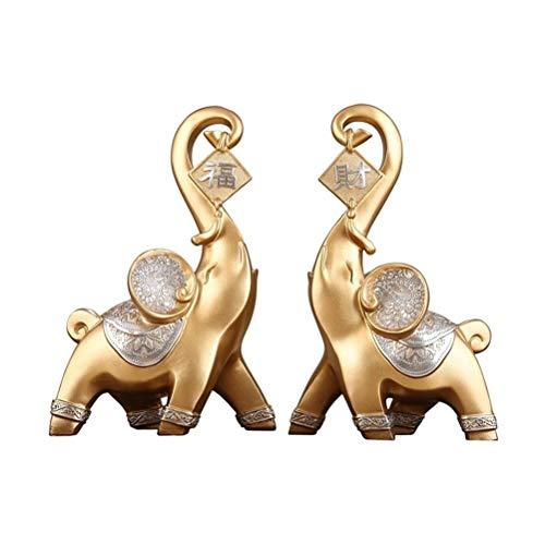 LBWT Kreative Elefant Ornamente, Inneneinrichtungen Vitrinen Handwerk Hochzeitsgeschenke Schlaf- / Wohnzimmer/Restaurant
