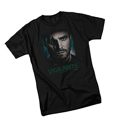 Good Eye - CW's Arrow TV Show Adult T-Shirt, Large Black