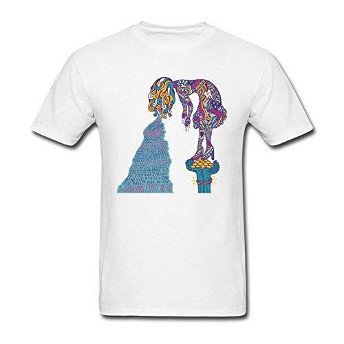 Kittyer - Camiseta de algodón para Hombre, diseño de Foster The People