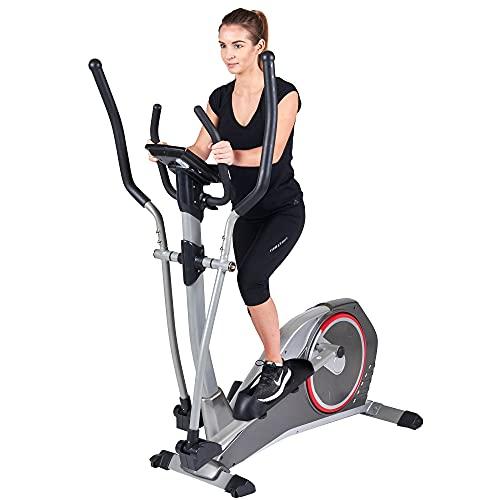 Bicicleta elíptica motorizada CE-690 by CARE | 24 programas - 32 niveles de dificultad | Función ergómetro