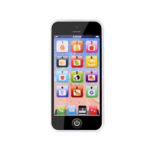 1PC Kind-Kind-YPhone Musik Handy-Studie pädagogisches Spielzeug-Geschenk