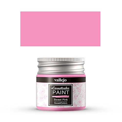 CARROT CAKE PAINT SWEET COLORS 40ML (56404 SWEET PINK)