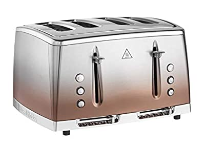 Russell Hobbs Eclipse Four Slice Toaster