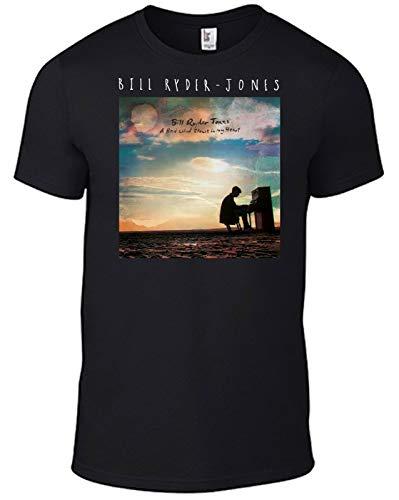 Bill Ryder-Jones A Bad Wind Blows in My Heart T-Shirt The Coral Vinyl CD Yawn B