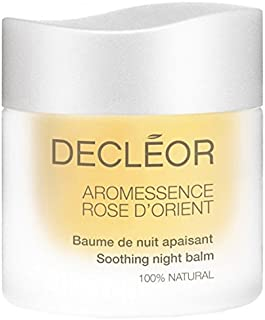 Decleor Aromessence Rose d'Orient Soothing Night Balm, 0.47 Fluid Ounce