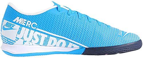 Nike Unisex-Erwachsene Vapor 13 Academy Ic Futsalschuhe, Mehrfarbig (Blue Hero/White-Obsidian 414), 42 EU