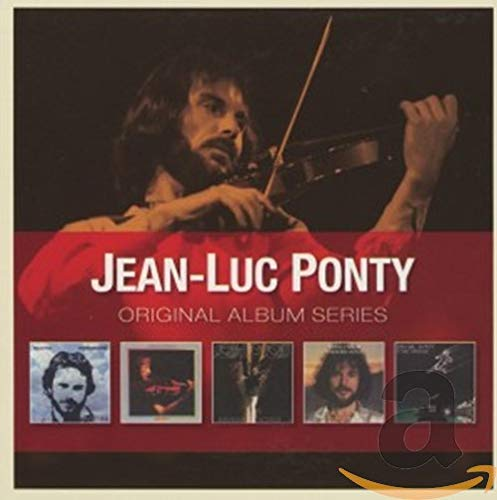 Jean-Luc Ponty - Original Album Series