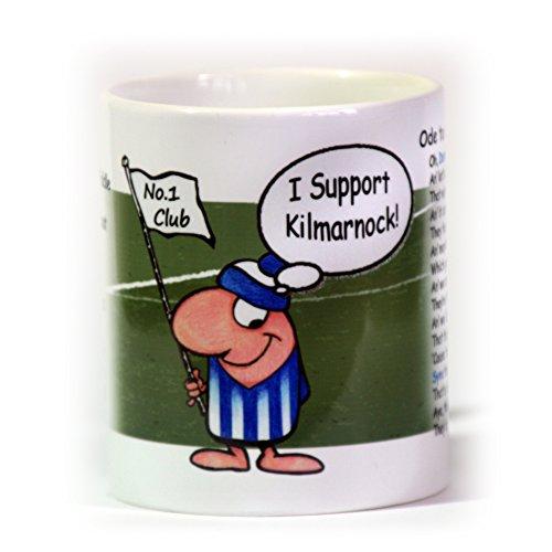 Impishodes Kilmarnock FC Football Supporter Mug