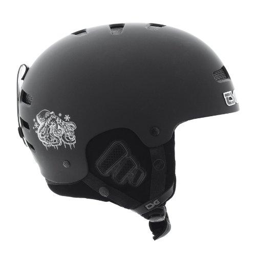 TSG Winter Kraken Solid Helmet