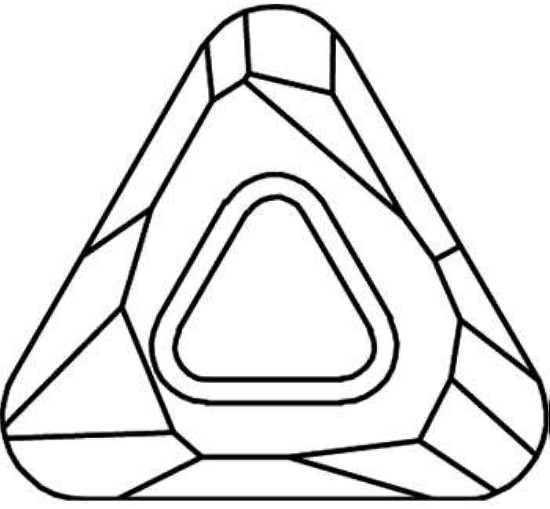 servicio honesto SWAROVSKI Crystals Elements Fancy Fancy Fancy Stones 4737 MM20,0 F - Crystal Volcano (001 VOL)  hasta un 50% de descuento