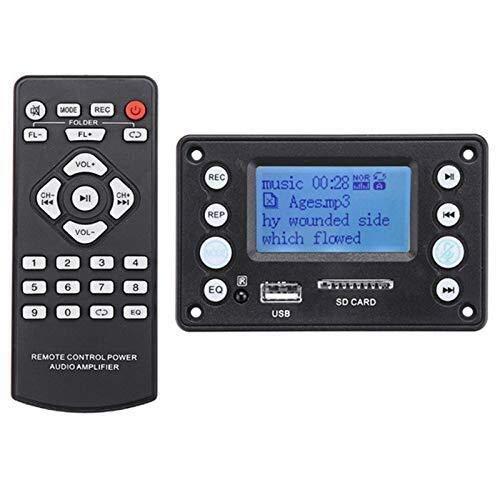 CESULIS 4.2Dc Mp3 decodificador tablero decodificación reproductor MP3 módulo de audio soporte Ape Flac Wma Wav Mp3 con pantalla de letras