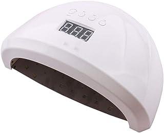 84W UV LED Lámpara de uñas UV Gel Esmalte de uñas - Pantalla digital LED Esmalte de uñas Secadora Lámpara de fotocurado fototerapia inteligente Herramientas de arte de uñas Accesorios para el sa
