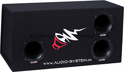 Audio System H12BP HELON-SERIES EXTREME Gehäuse Subwoofer