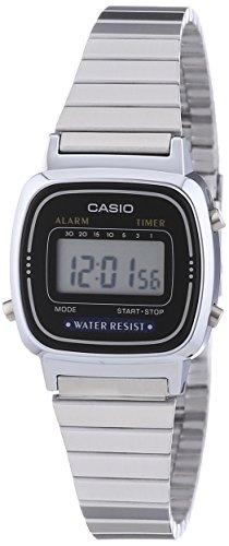 Casio Collection Damen-Armbanduhr LA670WEA 1EF